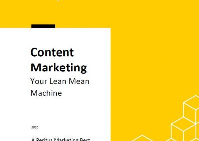 How Content translates marketing into sales revenue.