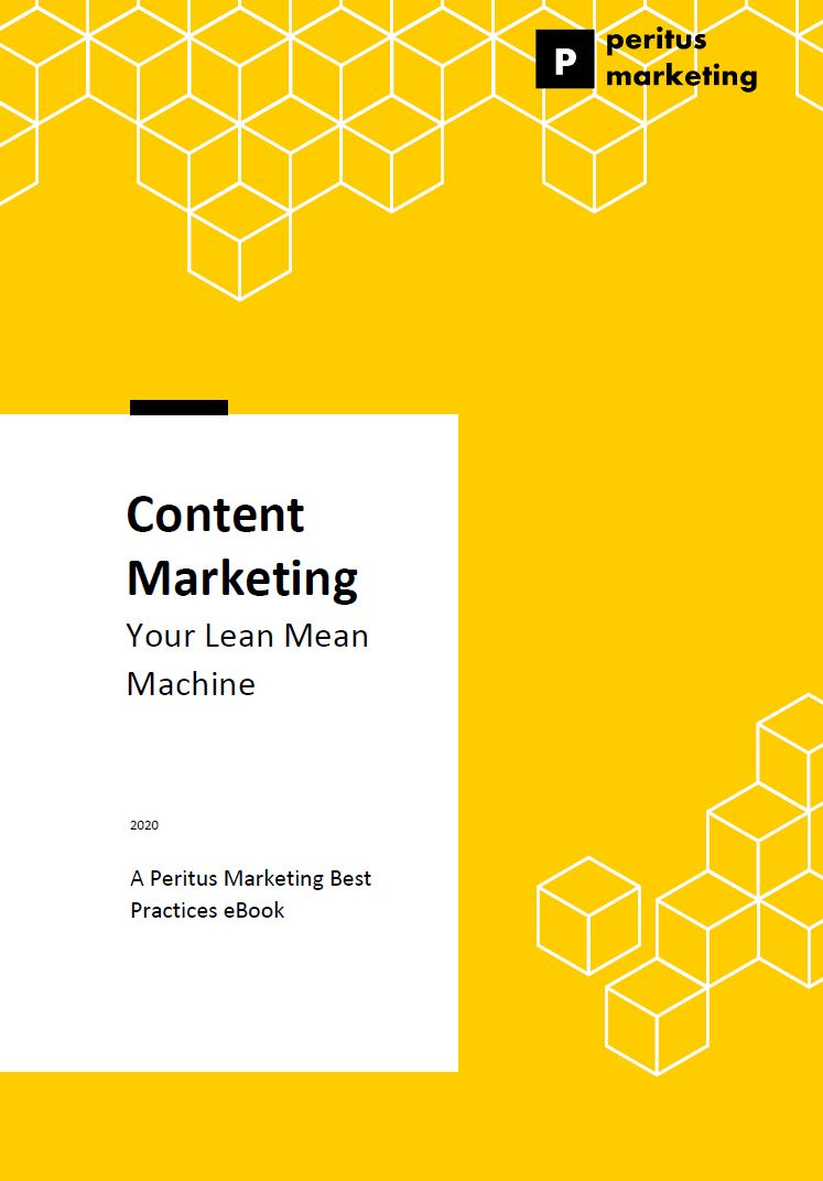 eBook - Content Marketing by Peritus Marketing
