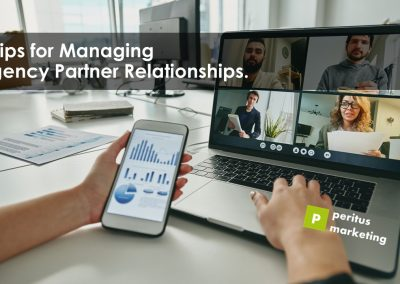 5 Tips for managing agency partner relationships