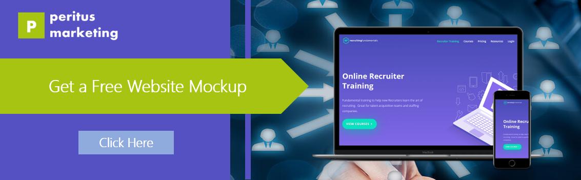Get a Free Website Design Mock Up