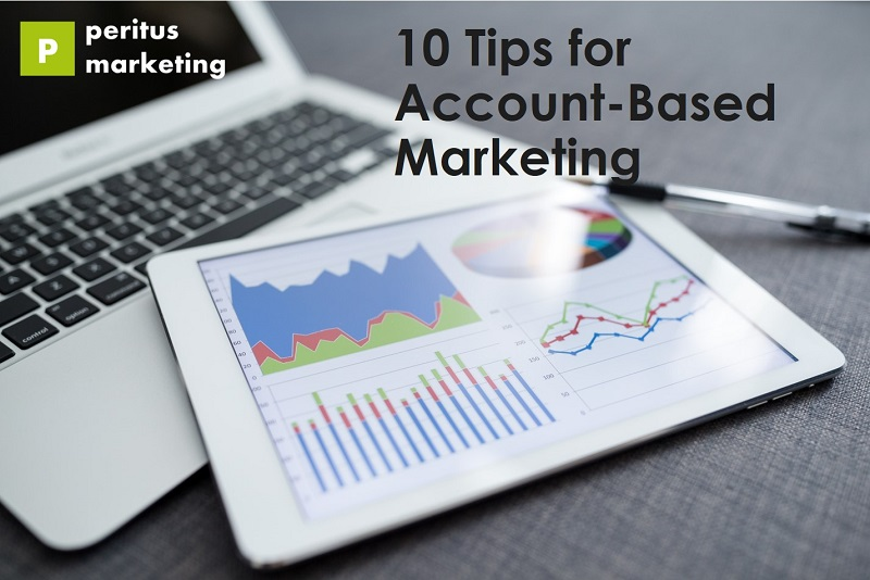 10 Tips for Account Based Marketing